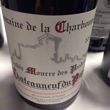 Domaine de la Charbonnière Châteauneuf-du-Pape Red Rhone Blend 2012