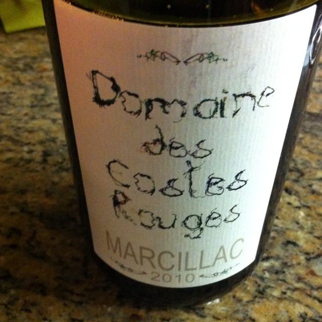 Marcillac Mansois 2014