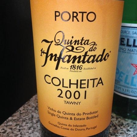 Quinta Do Infantado Colheita Tawny Porto NV