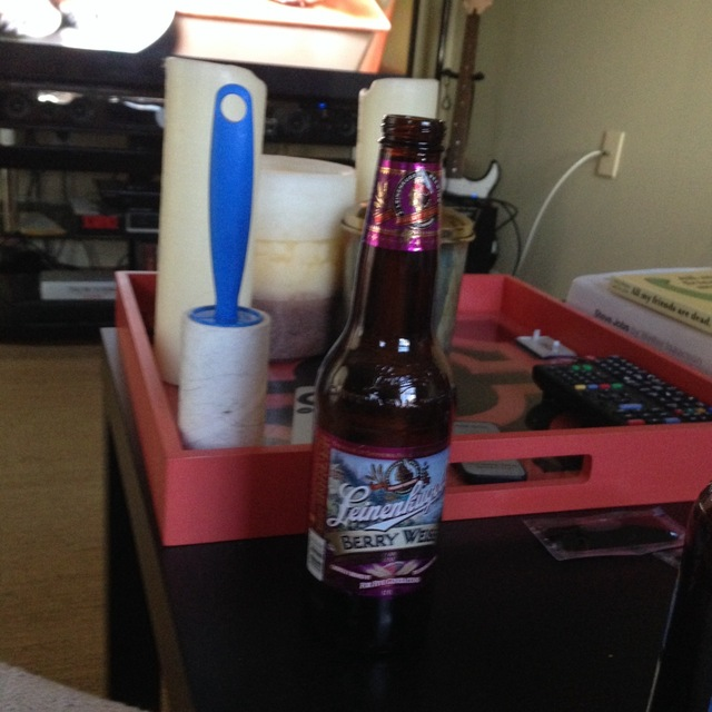 Berry Weiss Witbier NV