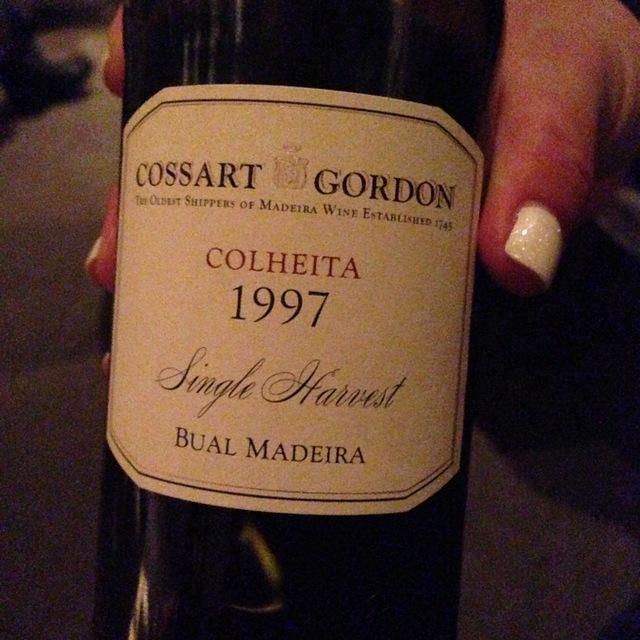 Cossart Gordon & Co. Colheita Madeira Bual 2005 (500ml)