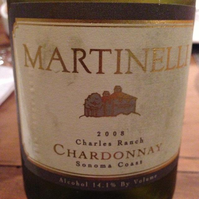 Charles Ranch Chardonnay 2013