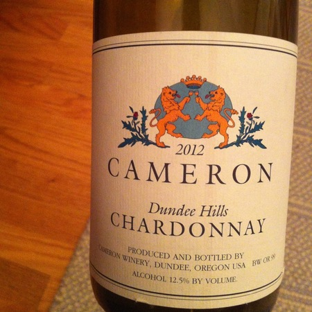 Cameron Winery Dundee Hills Chardonnay 2015