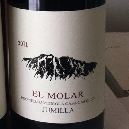 Casa Castillo (Julia Roche E Hijos) El Molar Jumilla Monstrell 2016