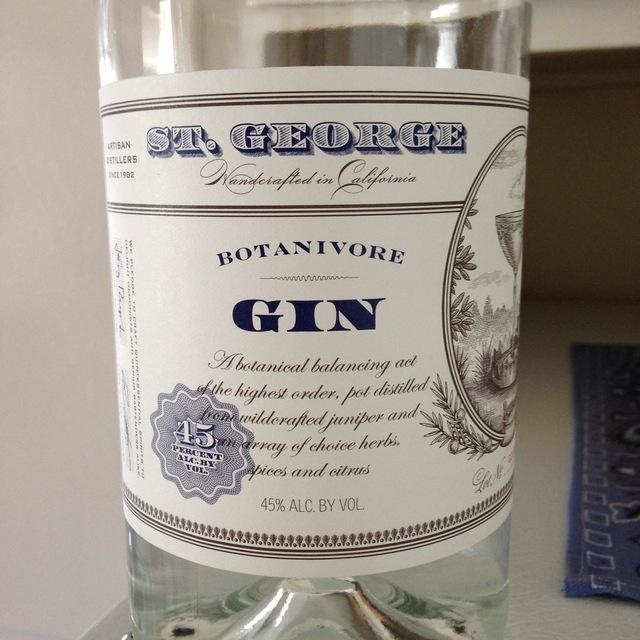 Botanivore Gin NV