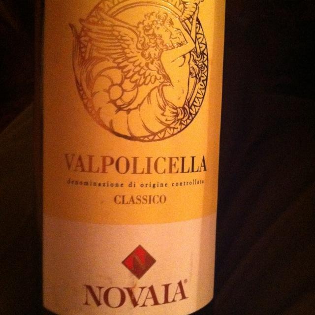 Novaia Valpolicella Classico Corvina Blend 2014