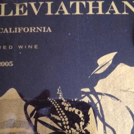 Leviathan California Cabernet Sauvignon Blend 2005