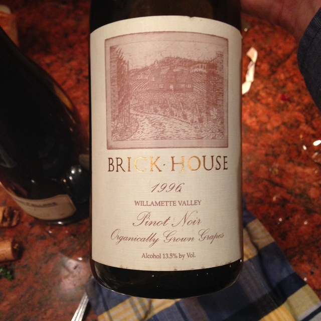 Willamette Valley Pinot Noir 2014