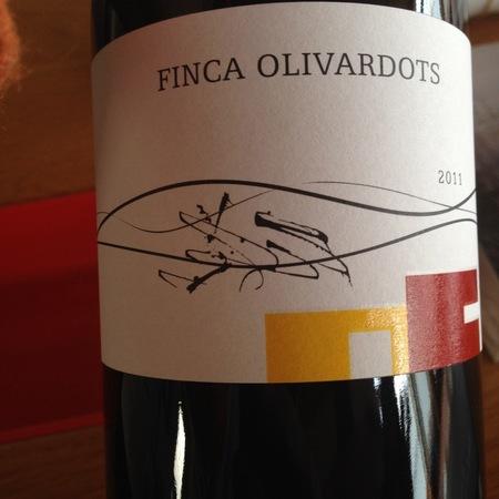Finca Olivardots Carignan Blend 2011