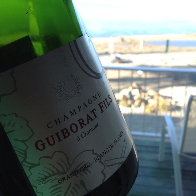 Blanc de Blancs a Cramant Grand Cru Champagne Chardonnay NV