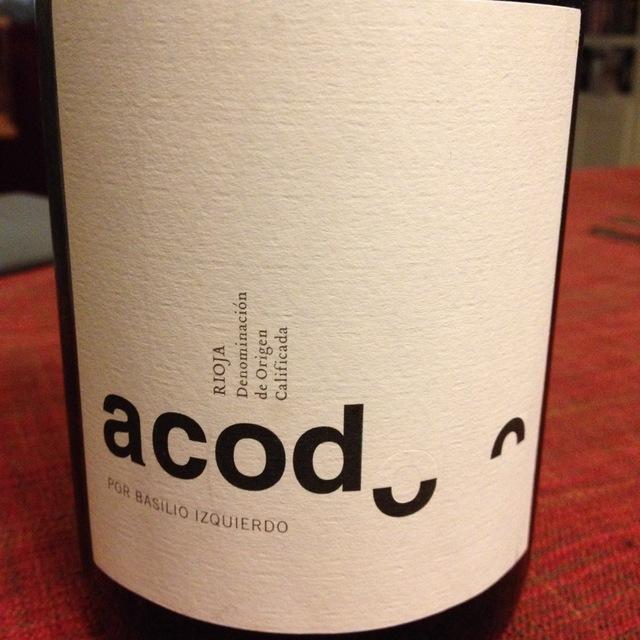Acodo Rioja Red Blend 2010