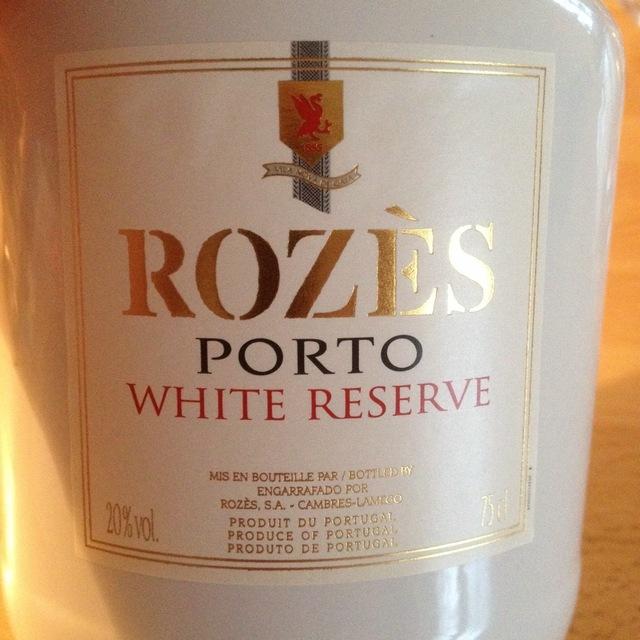 Rozès Reserve White Porto NV