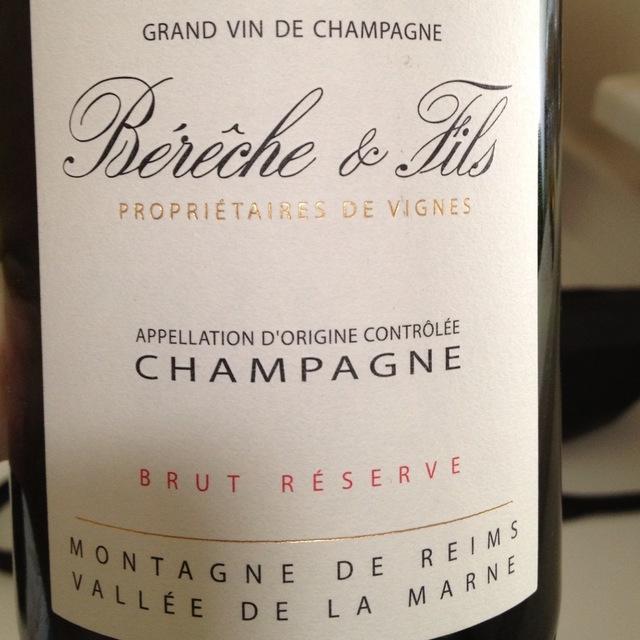 Brut Réserve Champagne Blend NV