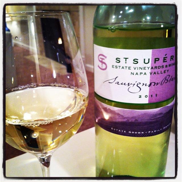 St. Supéry Estate Vineyards Estate Grown Napa Valley Sauvignon Blanc 2016