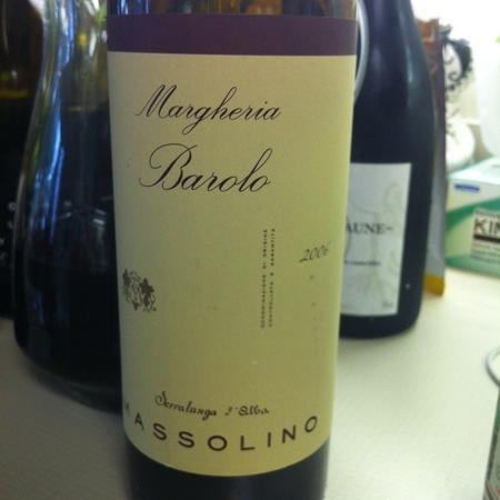 Massolino Margheria Barolo Nebbiolo 2006