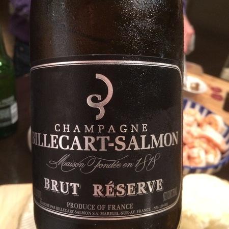 Billecart-Salmon Brut Champagne Blend NV