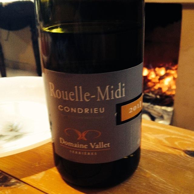 Rouelle-Midi Condrieu Viognier 2014