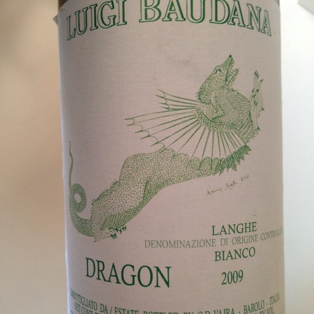 Luigi Baudana (G.D. Vajra) Dragon Langhe Bianco Chardonnay Blend 2016