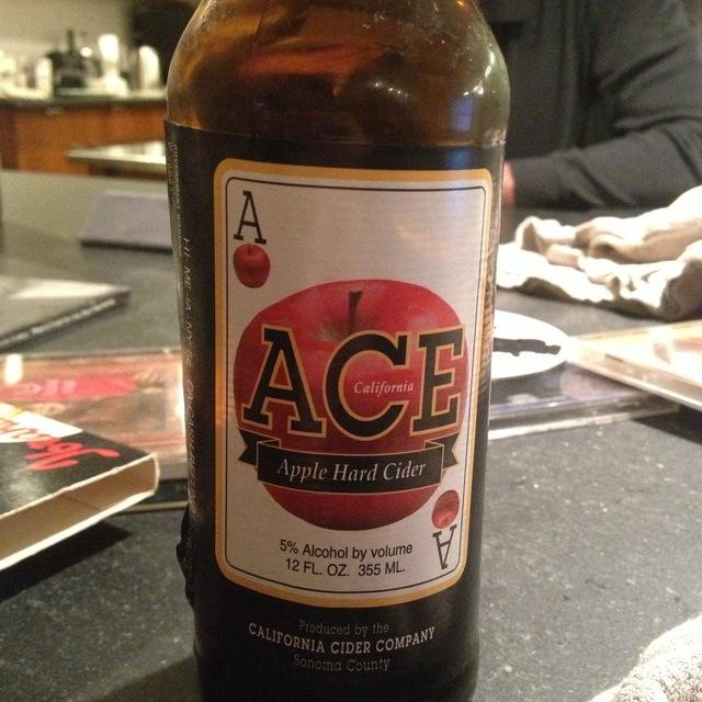 ACE Apple Hard Cider NV