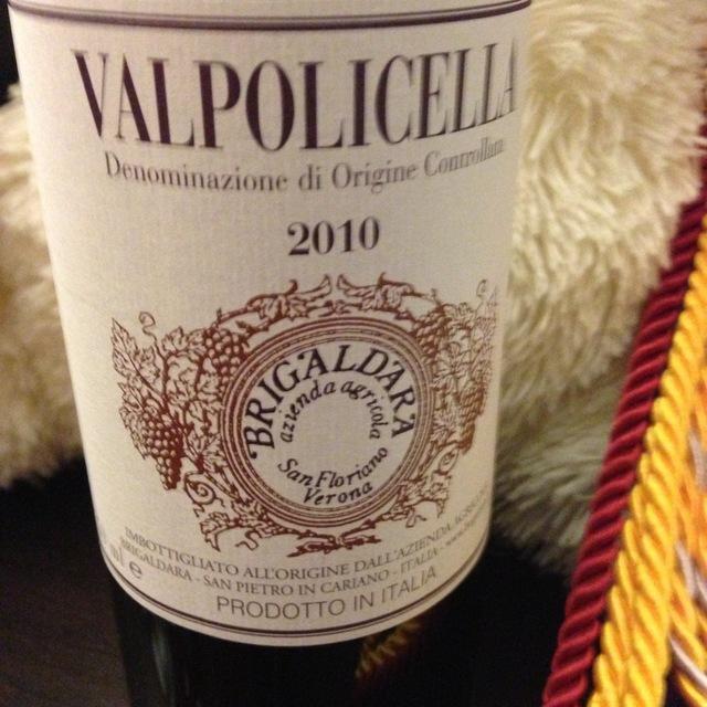 Amarone della Valpolicella Corvina Blend 2010