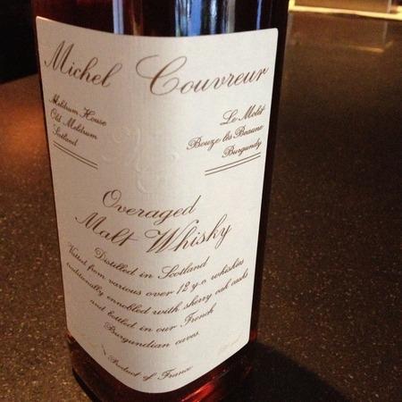 Michel Couvreur  Overaged Malt Whisky NV