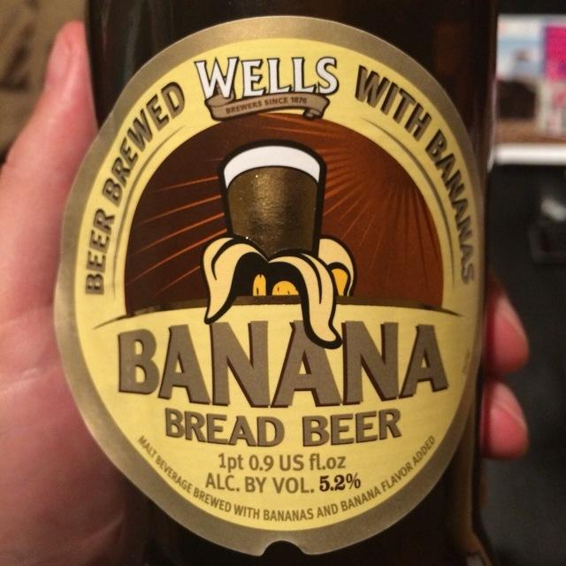 Banana Bread Beer NV