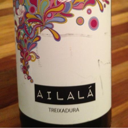 Ailalá Treixadura 2014