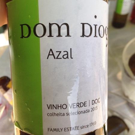 Quinta da Raza Dom Diogo Azal Vinho Verde White Blend NV