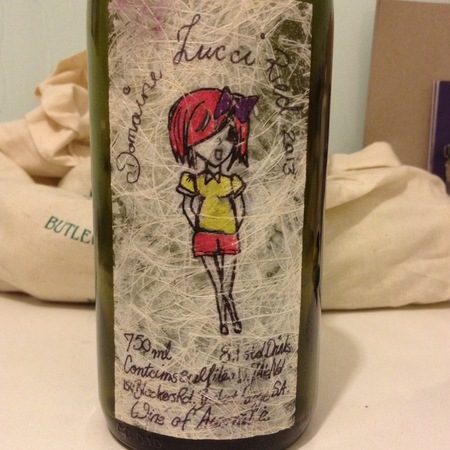 Lucy Margaux Vineyards Domaine Lucci Red Blend 2015