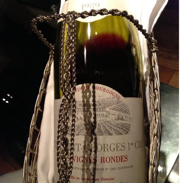 Domaine Daniel Rion et Fils Les Vignes Rondes Nuits St. Georges 1er Cru Pinot Noir 2009