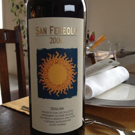 San Fereolo Dolcetto di Dogliani 2009