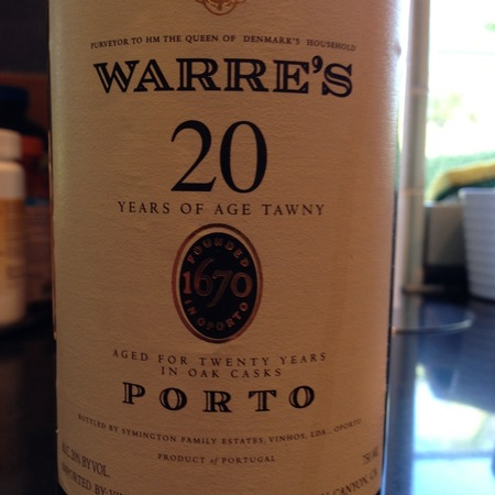 Warre's Otima 20 Year Old Tawny Porto (500ml)
