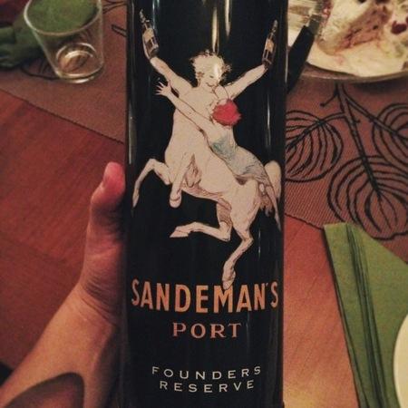 Sandeman Founder's Reserve Porto NV