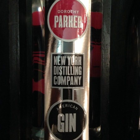 New York Distilling Company Dorothy Parker American Gin NV