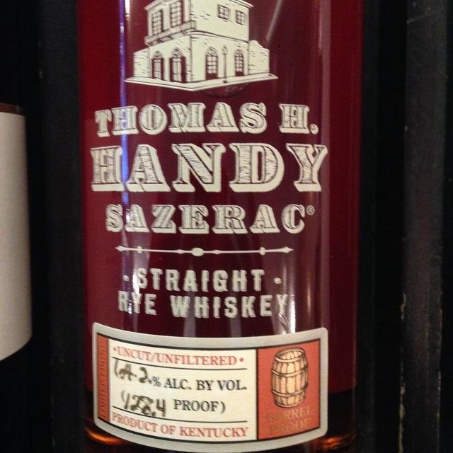 Sazerac Straight Rye Whiskey NV