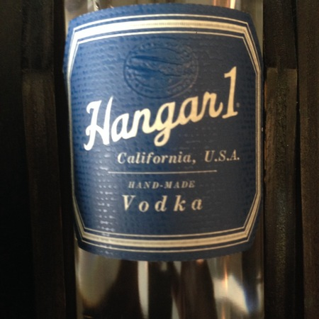 Hangar One Vodka NV