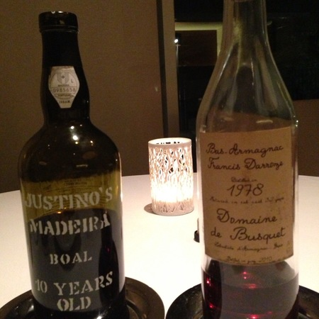 Justino Henriques 10 Years Old Madeira Boal NV