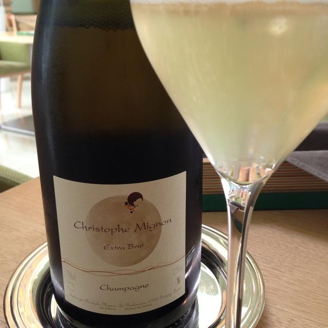 Extra Brut Champagne Pinot Meunier 2010