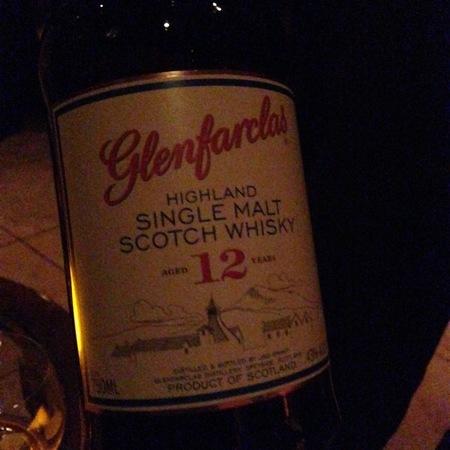 Glenfarclas Aged 12 Years Highland Single Malt Scotch Whiskey NV