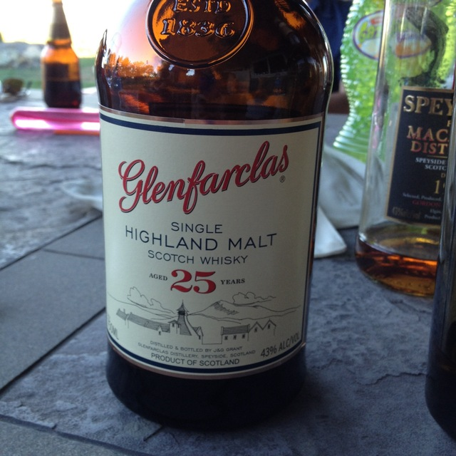 Aged 25 Years Highland Single Malt Scotch Whisky NV