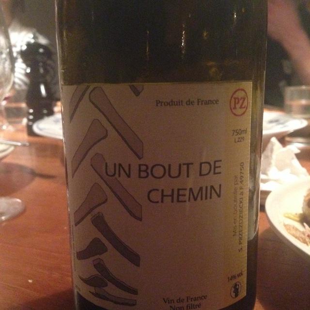 Un Bout de Chemin Chenin Blanc (1500ml)