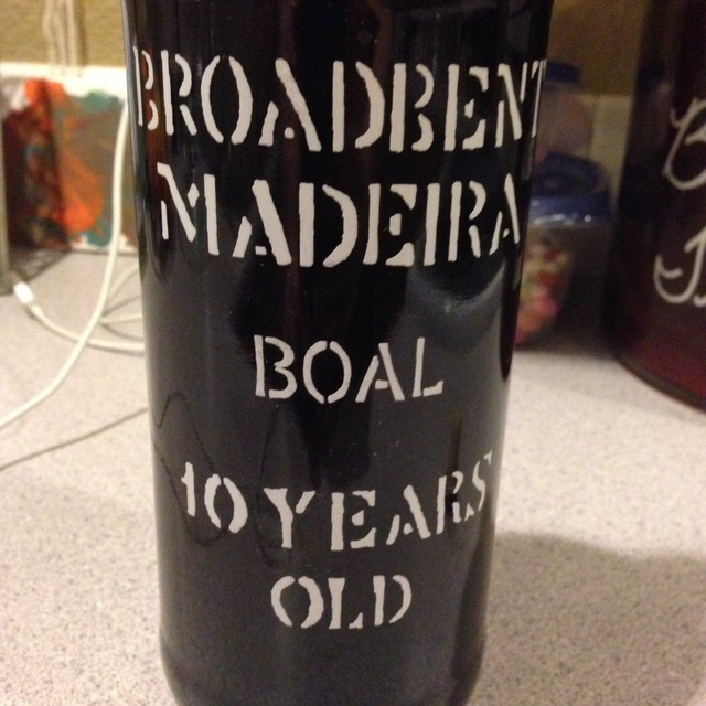 10 Years Old Madeira Boal NV
