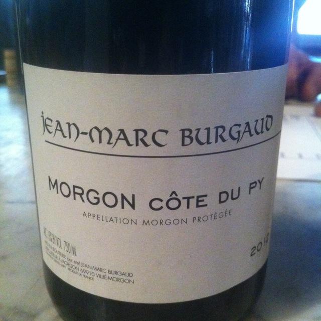 Côte du Py Morgon Gamay 2014 (1500ml)