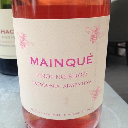 Bodega Chacra Mainque Pinot Noir Rosé 2015