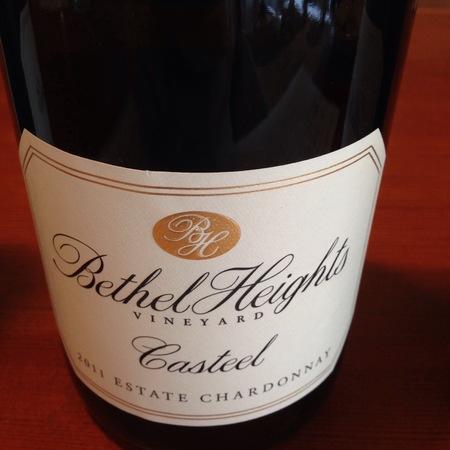 Bethel Heights Casteel Estate Chardonnay 2014