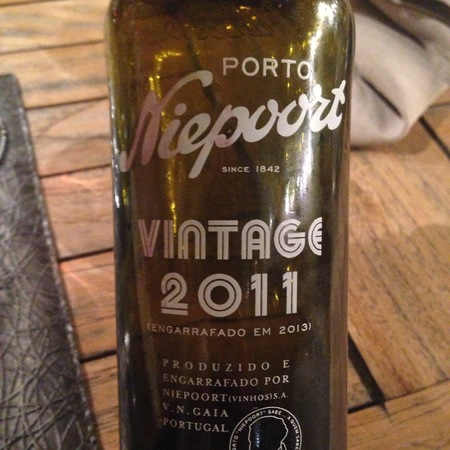 Niepoort (Vinhos) S.A. Vintage Porto Port Blend 2011