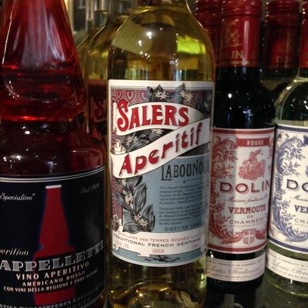 Distillerie des Terres Rouges Salers Aperitif La Bounoux NV