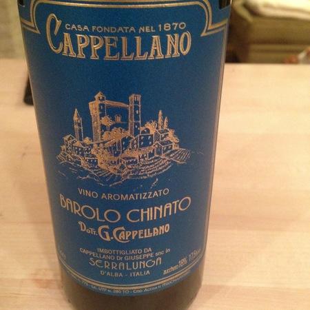Cappellano Barolo Chinato Nebbiolo NV (500ml)