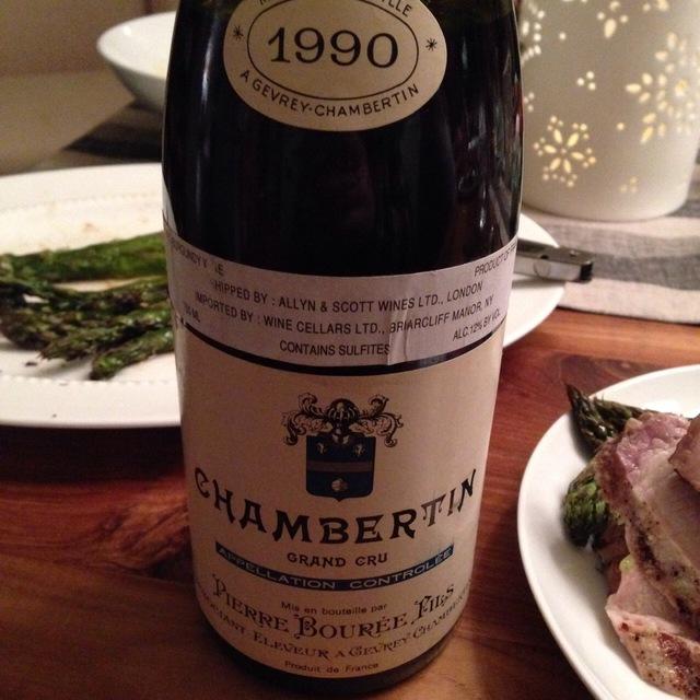 Chambertin Grand Cru Pinot Noir 2006