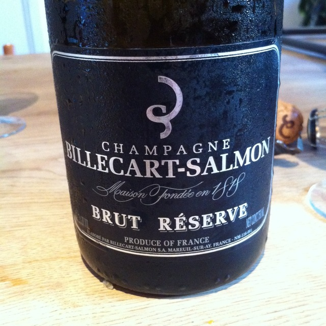 Billecart-Salmon Brut Réserve Champagne Blend NV